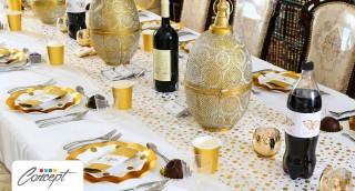 3 סיבות לעצב שולחן לחג השבועות עם קונספט