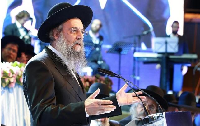 הרב דוד לייבל