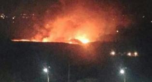התקיפה הלילה בדמשק