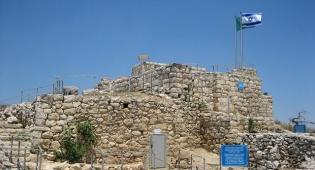 פסח בירושלים בעיר העתיקה.