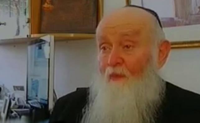 הגאון רבי רפאל שמואלביץ