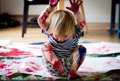 תנו לו לקשקש: על שרבוט וציור אצל הילד