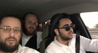 אוחנה, זילברברג וישראל כהן ,רגע לפני
