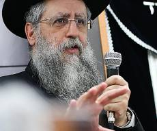 """הגר""""ד יוסף על גליק: יש לו דת עקומה; לא יאבה ה' סלוח לו"""