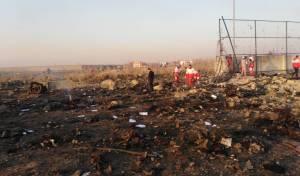 """איראן מאשרת: הפלנו את המטוס האוקראיני; """"טעות אנוש"""""""