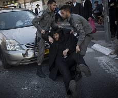 """הפגנה בירושלים. ארכיון - ב-15:30, בשמונה מוקדים: """"מחאה אדירה"""""""