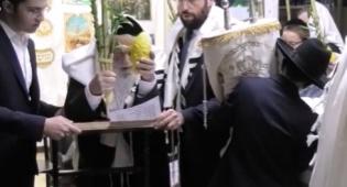 ראש הישיבה, הגאון רבי ברוך דב פוברסקי