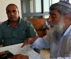 צפו: פגישת השכנים היהודים והערבים בירושלים