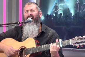 זמר הרוק היהודי שהפך לרב קהילה בישראל