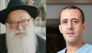 """הרב גלסטר ז""""ל ואיברהים"""