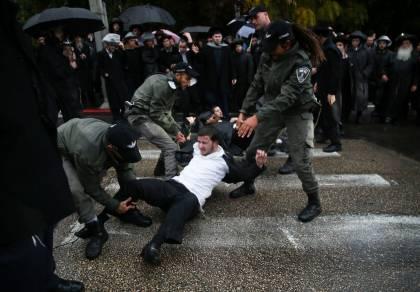 הפגנת הפלג על מעצר טומבק