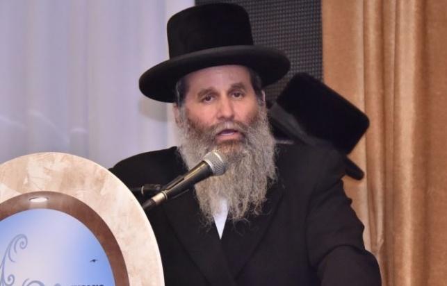 הרב ישראל גרינברגר. ארכיון