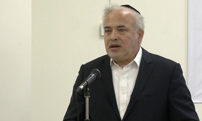 הרב יוסף שווינגר בעדותו בוועדה