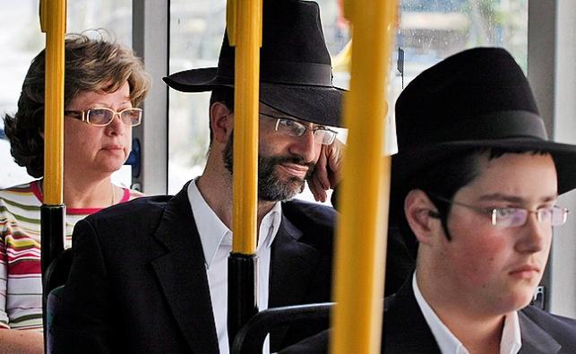 תחבורה ציבורית, למצולמים אין קשר לכתבה