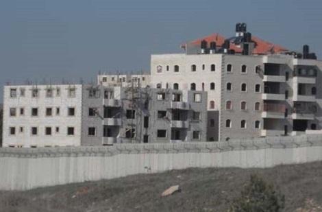 בניה פלסטינית לא חוקית בירושלים - שכונה פלסטינית בירושלים תופצץ ותיהרס