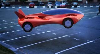 המכונית המעופפת - היכונו לביאת הליברטי: מכונית מעופפת ראשונה בתוך שנה?