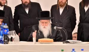 מעמד כבוד התורה בישיבת מכנובקא באלעד