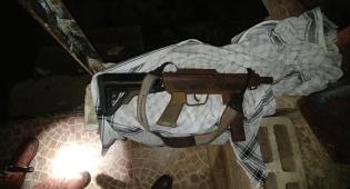 הנשק שהוחרם הלילה - כלי ירי וכספי טרור הוחרמו; 4 מבוקשים נעצרו
