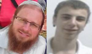 """נתנאל והרב יעקב ליטמן הי""""ד"""