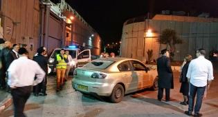 אירוע השלכת מטען במתחם קבר רחל. ארכיון - נלכדה חוליית טרור שפגעה בקבר רחל