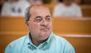 אחמד טיבי על המחבל ברגותי: מנהיג לאומי