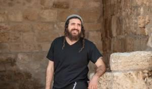 אביעד דרף בשיר חדש לירושלים: באנו שוב