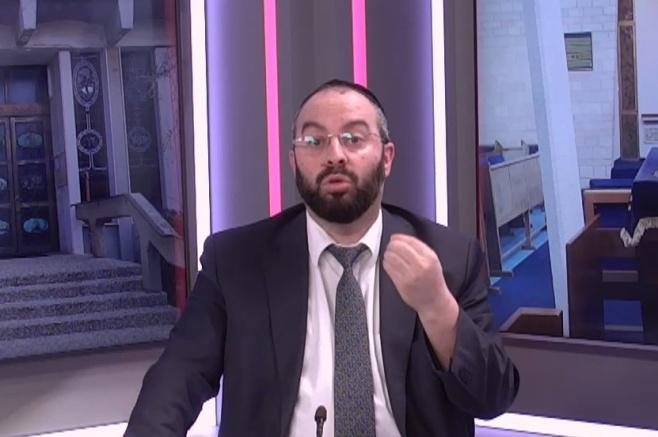 שבת חול המועד פסח עם הרב נחמיה רוטנברג • צפו