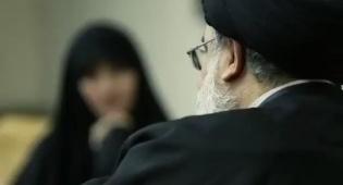 צפו: חסן נסראללה נפגש עם זינב סולימאני