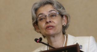 """אירינה בוקובה - יו""""ר אונסקו לשעבר קוראת לארה""""ב וישראל לשוב לארגון"""