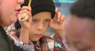 תוך יומיים: בן 6 שעומד למות קיבל תעודת בגרות