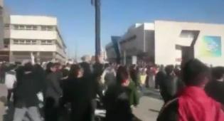 דיווח: מספר  הרוגים בהפגנות האזרחים נגד המשטר באיראן