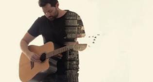 """איתמר אביסריס בסינגל חדש: """"מתוך הסנה"""""""