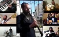 מיטב הנגנים התאגדו מהבית ל'ניגון אופרוף'