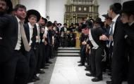 במודיעין עילית: ההקפות של 'עטרת ישראל'