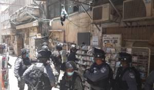 הסיור היומי הסתבך; 3 נעצרו במהומות • צפו