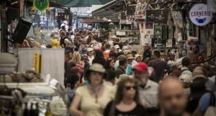 סיור בשוק מחנה יהודה דרך עדשת המצלמה