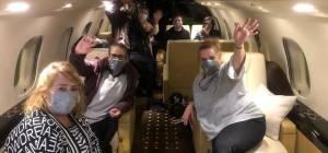 קורונה בישראל: אחת מאנשי הספינה חולה