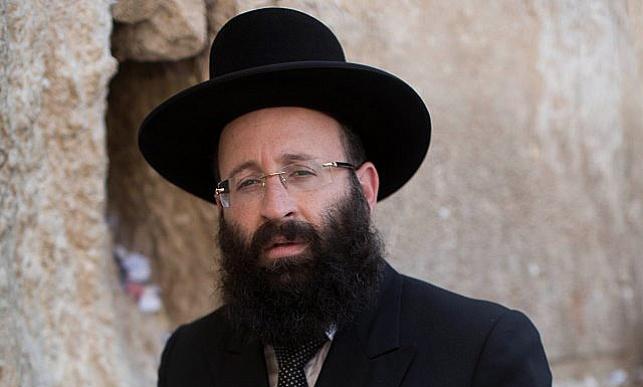 פינה חדשה, הרב רבינוביץ