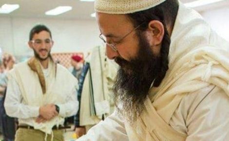 """הרב רזיאל הי""""ד - הרב לאו: """"הנרצח מסר נפש להרבצת תורה"""""""