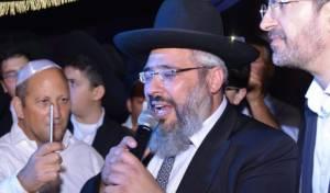 """הרב ישראל מאיר ביטון - ש""""ס חוששת לאבד את רבנות העיר חדרה"""