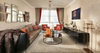 מדירת קבלן לדירת יוקרה מעוצבת בניחוח אירופאי