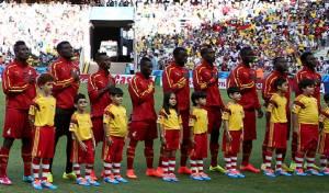 נבחרת גאנה במונדיאל 2014