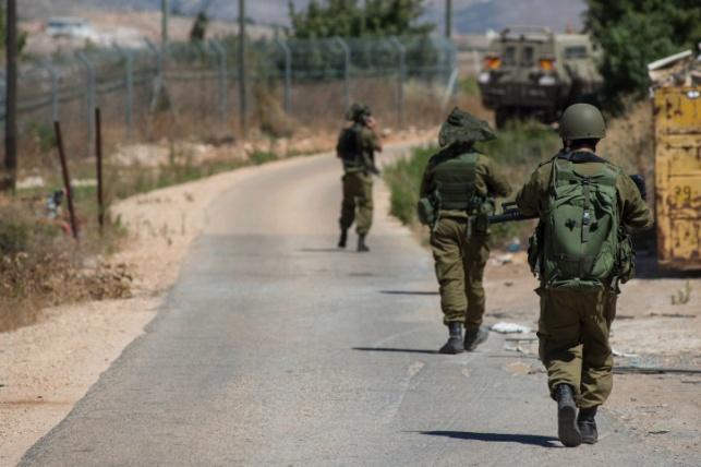 הר דב: שני חיילים נפצעו מפיצוץ