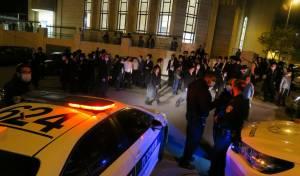 מהומה בביתר: התושבים הדפו את השוטרים