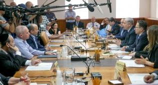 ישיבת ממשלה. ארכיון - הממשלה תאשר הרחבת מינויים פוליטיים
