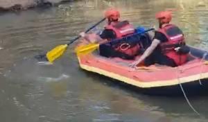 גופת גבר כבן 30 אותרה בנחל הירקון