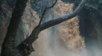 מפל הבניאס - אחרי הגשמים: מפלי הצפון שוצפים וגועשים • צפו