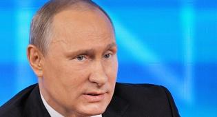 נשיא רוסיה ולדימיר פוטין - מסמכים: הקרמלין השתמש בפושעי סייבר