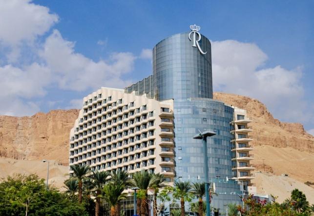 מלון רויאל ים המלח.