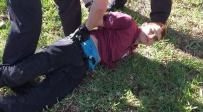 הרוצח ניקולס קרוז בעת מעצרו - התפטר שוטר שיכל למנוע את הטבח ונמנע